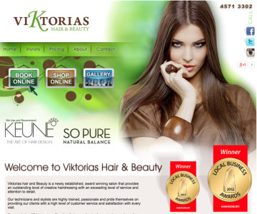 Portfolio - Viktorias hair and beauty